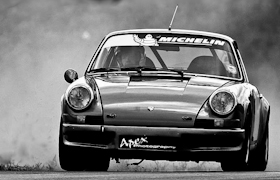A 911 on track