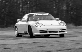 A Porsche at the mercy of Don Palmer